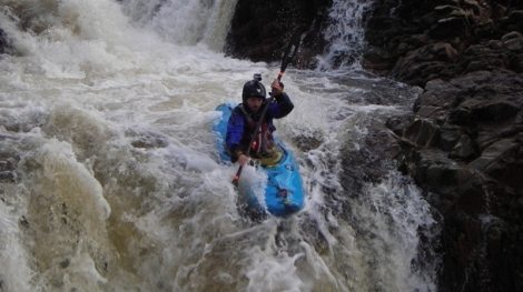 Etive - Triple Falls 2 - James