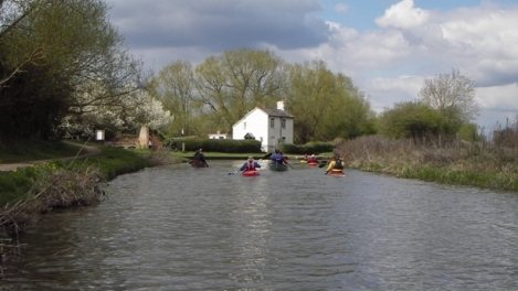 Oxford Canal Apr12