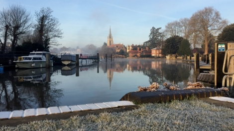 Marlow winter