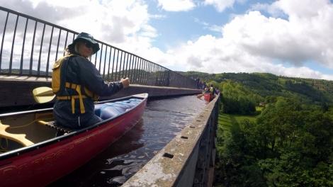 Pontcysyllte aquaduct May19